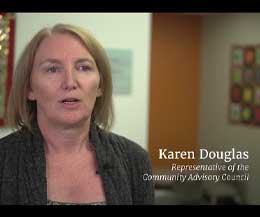 Karen Douglas of the Community Advisory Council Explains How to Impact the Community