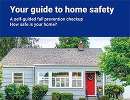 Home Safety Checkup flyer