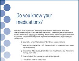 Know-Your-Medications-Flyer