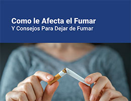 How Smoking Affects You Brochure Spanish
